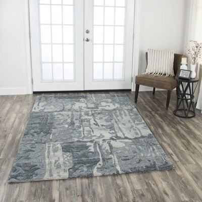 Picture of SP.O. MOD GRAY WOOL RUG