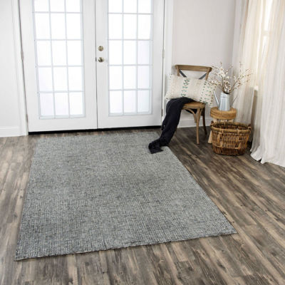 Picture of SP.O. TALBOT GREY WOOL RUG