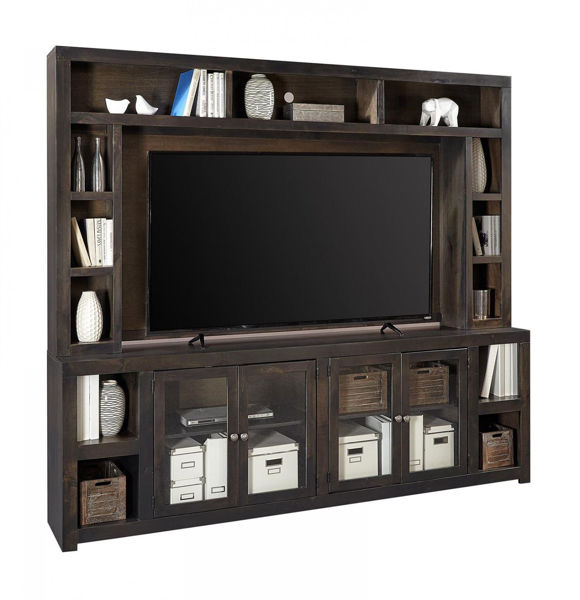 """Picture of AVERY LOFT GHOST BLACK 97"""" TV ENTERTAINMENT"""