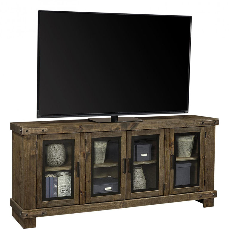 "Picture of SAWYER 78"" BRINDLE CONSOLE"