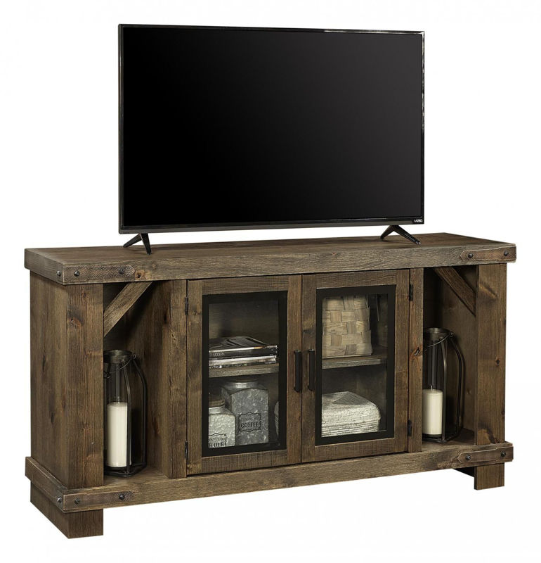 "Picture of SAWYER 64"" BRINDLE CONSOLE"