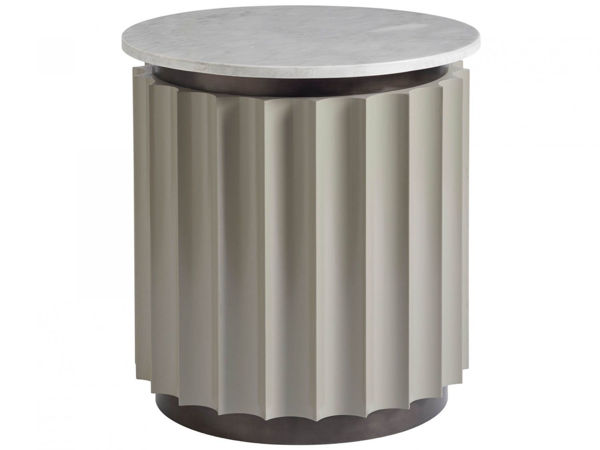 Picture of ROCKWELL ROUND END TABLE