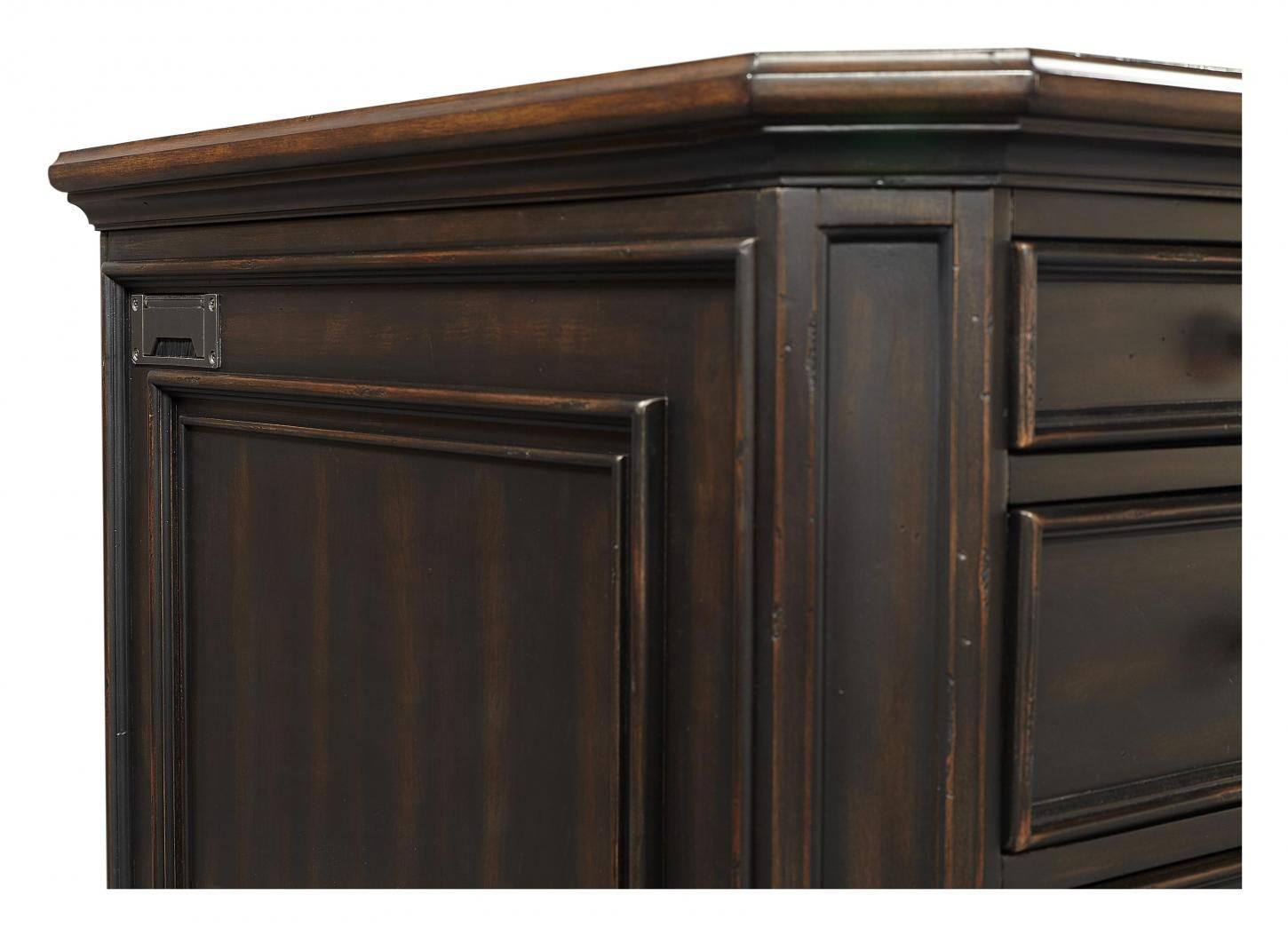 "Picture of HAMPTON 66"" EXECUTIVE DESK"