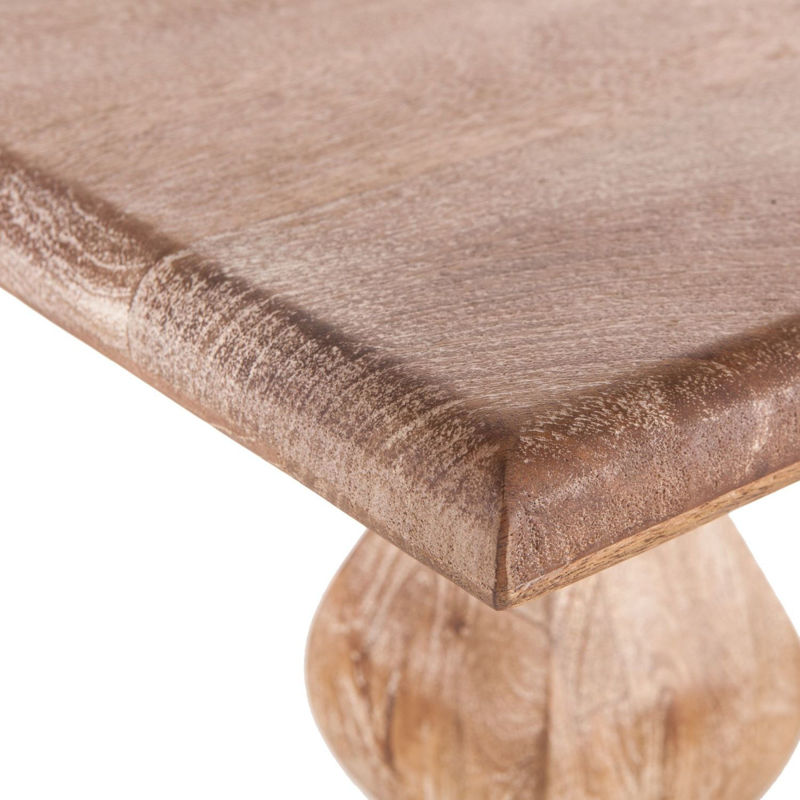"""Picture of CORDOBA SOLID WOOD 72"""" BENCH"""