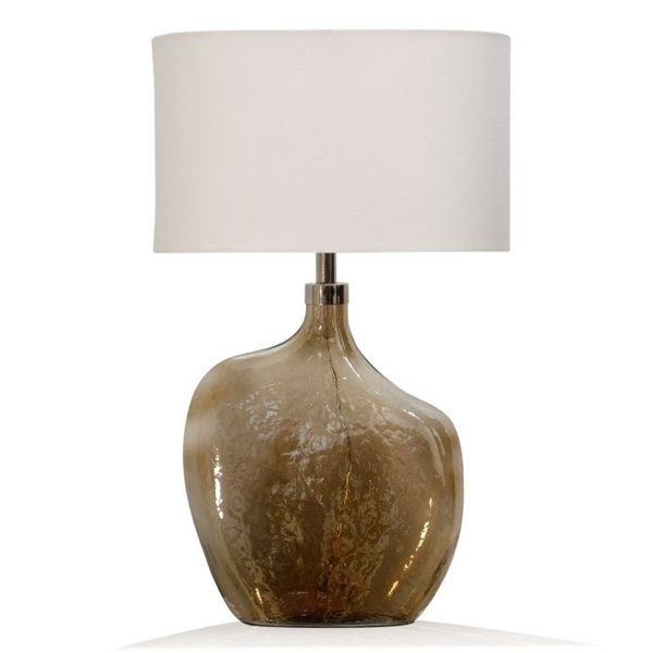 Picture of GOLD LUSTER LAMP