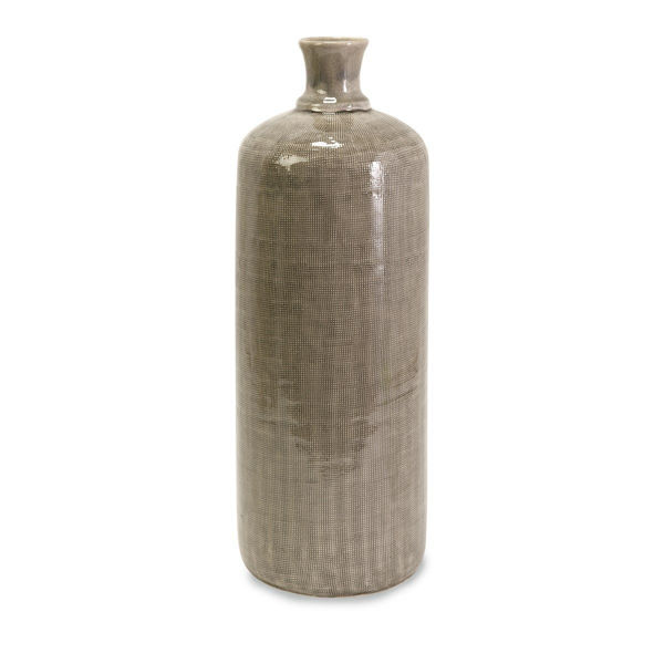 Picture of KEMPTON LARGE GREY JAR
