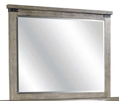 Picture of TUCKER LANDSCAPE MIRROR