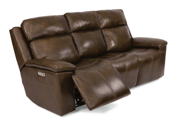 Picture of CHANCE LEATHER POWER RECLINING SOFA