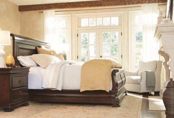 Picture of REPRISE QUEEN SLEIGH BEDROOM SET