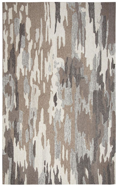 Picture of SUFFOLK BROWN WOOL RUG