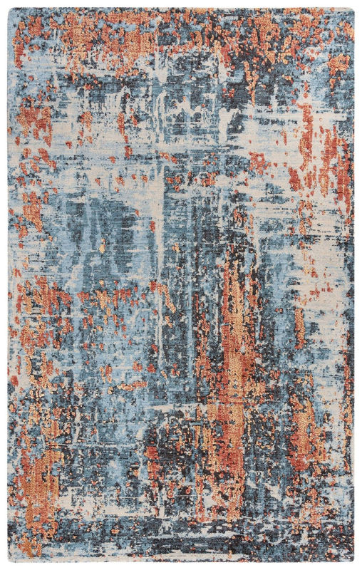 Picture of PREMIER BLUE WOOL RUG