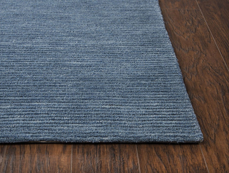 Picture of FIFTH AVENUE BLUE WOOL RUG