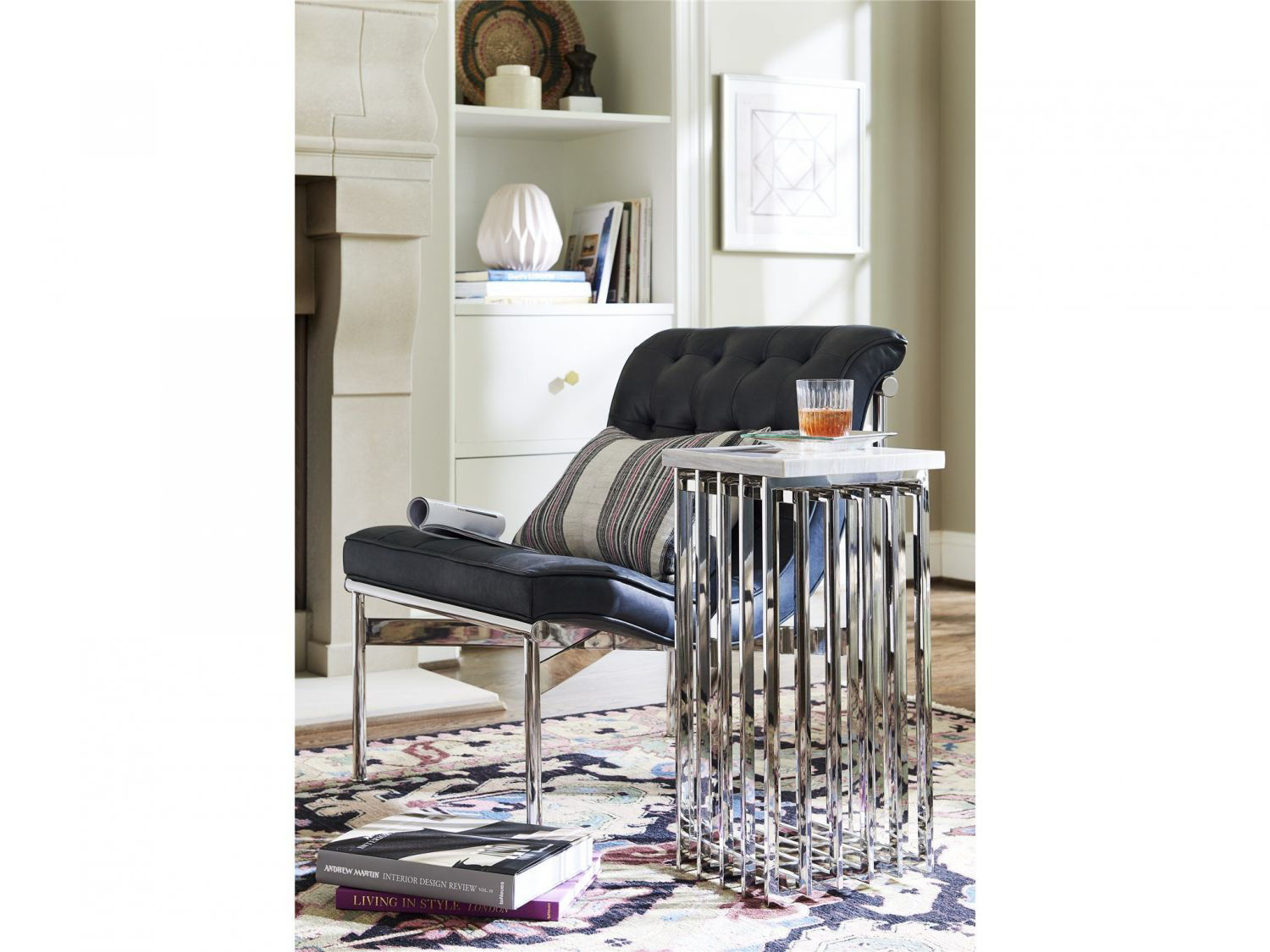 Picture of SHANNON UPHOLSTERED CHAIR