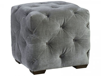 Picture of BARKLEY UPHOLSTERED OTTOMAN