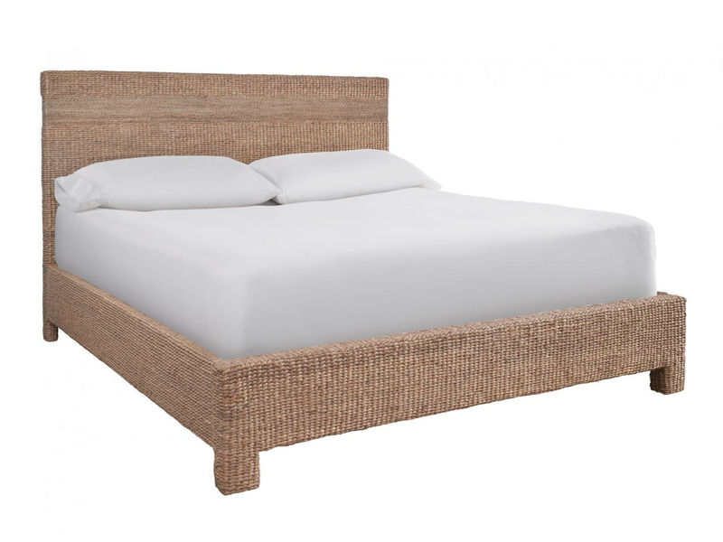 Picture of SEATON KING WOVEN BED