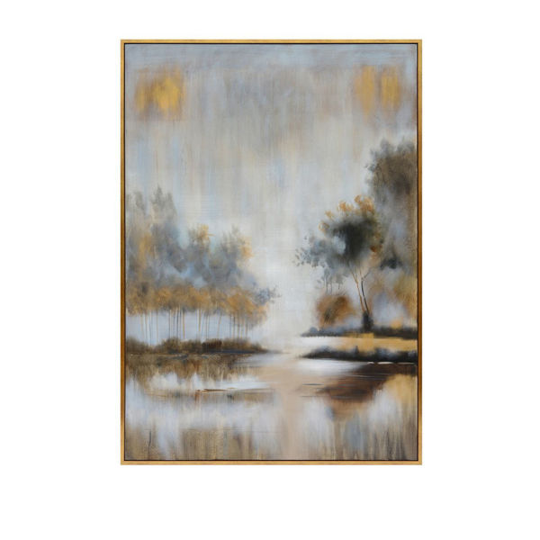 Picture of LANDSCAPE OIL PAINTING
