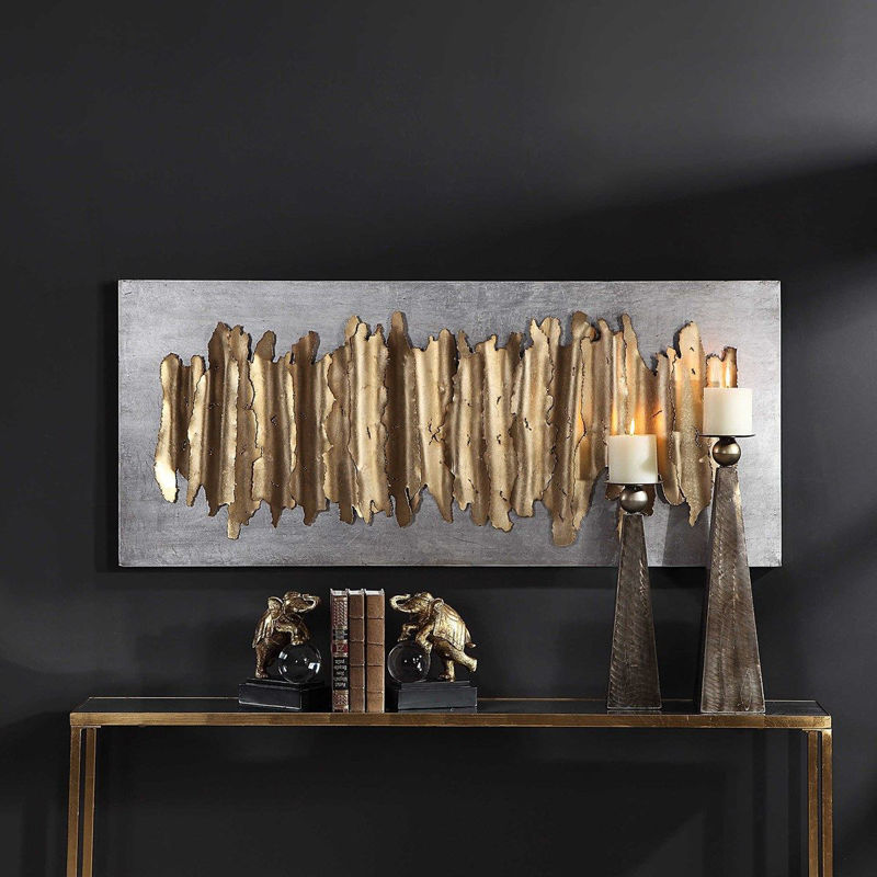 Picture of LEV METAL WALL DÉCOR